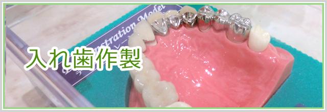 清瀬の歯科医院、さくらんぼ歯科の入れ歯